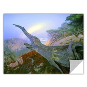 "ArtWall 'Like A Flame' Art Appeelz Removable Wall Art Graphic 14"" x 18"" (0uhl057a1418p)"