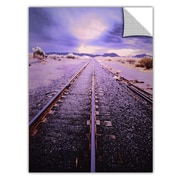 "ArtWal ""Vanishing Point Arizona"" Art Appeelz Removable Wall Art Graphic 14"" x 18"" (0uhl067a1418p)"