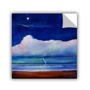 "ArtWall ""Stormy Sea"" Art Appeelz Removable Graphic Wall Art 36"" x 36"" (0gro050a3636p)"