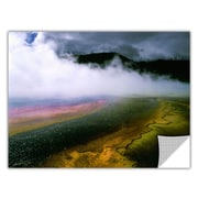 "ArtWall 'Approaching Storm' Art Appeelz Removable Wall Art Graphic 18"" x 24"" (0uhl123a1824p)"