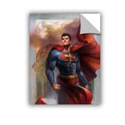 "ArtWall ""Man of Steel"" Art Appeelz Removable Wall Art Graphic 36"" x 48"" (0goa009a3648p)"