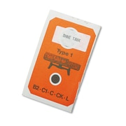 COSCO Replacement Ink Pads for Reiner™ Multiple Movement Numbering Machine, Black, Each (065103)