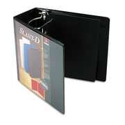 Cardinal® SuperStrength™ ClearVue™ Locking Slant-D® Ring Binder, 11 x 8 1/2, View Binders, Each (10901)