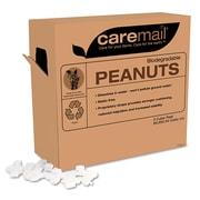 Caremail® Dissolving Peanuts, White, 4/Box (1118683)