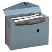 Pendaflex® Essentials Expanding Poly Files, Blue, Letter, Each (01163)
