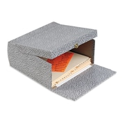 Pendaflex® Box File, Letter, Black/Orange, Each (40578)