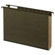 Pendaflex® SureHook® Hanging Folders, Standard Green, Letter, 20/Box (6152X2)