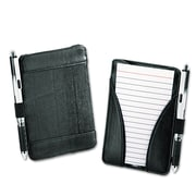 "Oxford® At Hand® Note Card Case, 3"" x 5"", 25-Capacity, Black (63519)"