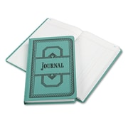 "Boorum & Pease® Journal with Blue Cover, Journal, 7.7"" x 12.1"", Blue (66-500-J)"