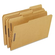 Pendaflex® Kraft Folders with Fasteners, Legal, Brown, 50/Box (FK312)