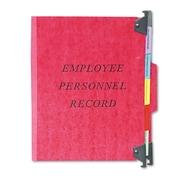 Pendaflex® Personnel Folders, 1/3 Cut Tab, Red, Each (SER-2-ER)