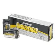 Energizer® Industrial® Alkaline Batteries, 9V, 12/Box (EN22)