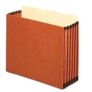 Pendaflex® File Cabinet Pockets™, Redrope, Letter, 10/Box (FC1534G)