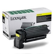 Lexmark™ 15G042Y High-Yield Toner, 15000 Page-Yield, Yellow