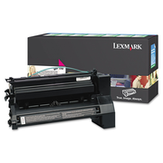 Lexmark™ C782X4MG Extra High-Yield Toner, 15000 Page-Yield, Magenta