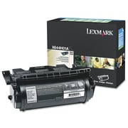 Lexmark™ X644H01A Extra High-Yield Toner, 32000 Page-Yield, Black