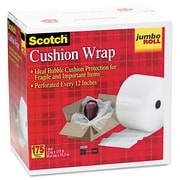 "Scotch® Recyclable Cushion Wrap, 0.1875"" Thick, 12"" x 175 ft, 175/Roll (7953)"