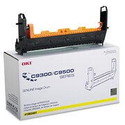 Oki® 41963401 Drum, Type C5, Yellow
