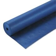 "Pacon® Spectra® ArtKraft® Duo-Finish® Paper, 4"" x 48.5"", Dark Blue (67184)"