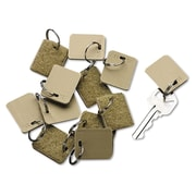 SecurIT® Extra Blank Velcro® Tags, 0.5h (4985)