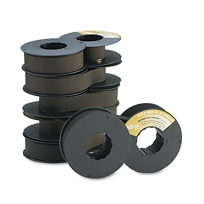 Printronix 172293001 175006001 179006001 Printer Ribbon OEM Black 6 Pack 175006001