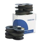 Printronix® 172293001, 175006001, 179006001 Printer Ribbon, OEM, Black, 6/Pack (179006001)