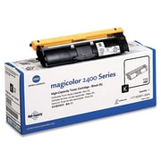 Konica Minolta 1710587004 High-Yield Toner, 4500 Page-Yield, Black