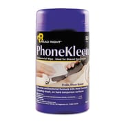 "Read Right® PhoneKleen™ Wipes, 5"" x 5"", Each (RR1403)"