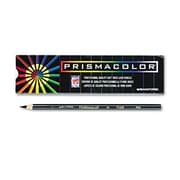 Prismacolor® Premier® Colored Pencil, Soft , 3 mm, Black, 1/Dozen (3363)