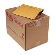 Sealed Air Jiffy® Padded Mailer, Golden Brown, 8 1/2 x 12100/Carton (49263)