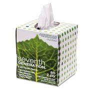 Seventh Generation® 100% Recycled Facial Tissue, 2-Ply, 85 Sheets, 36/Carton (SEV 13719)