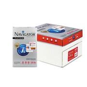 "Navigator® Silky Touch Platinum Paper, White, 8 1/2""(W) x 14""(L), 5000/Ctn"