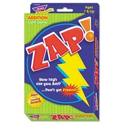 TREND® ZAP!™ Card Game, Math Card Game, Ages 7 and Up, Each (T76303)