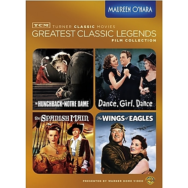 TCM Greatest Classic Films: Legends - Maureen O'Hhara (DVD)