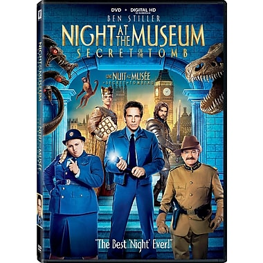 Night At the Museum: Secret of the Tomb (DVD) (anglais)