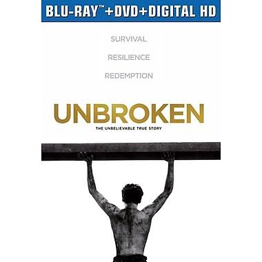 Unbroken (Blu-Ray/DVD) (anglais)