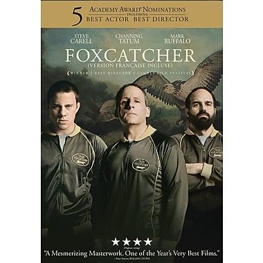 Foxcatcher (DVD) (anglais)