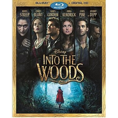 Into The Woods (Blu-Ray) (anglais)
