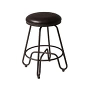 Fashion Bed Group Denver 26'' Swivel Bar Stool with Cushion