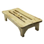 Alfi Brand 1-Step Wood Step Stool