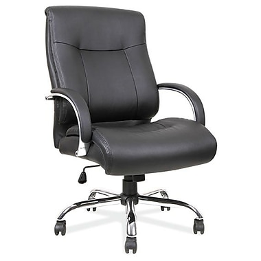 OfficeSource Big N Tall Series Leather Executive Chair Staples