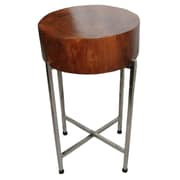 Foreign Affairs Home Decor Sura Table / Stool