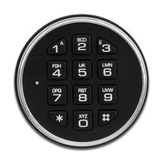 Blue Dot Safes B Rated Lock Floor Safe 0.97 CuFt; Safeguard Electronic Keypad and Lock