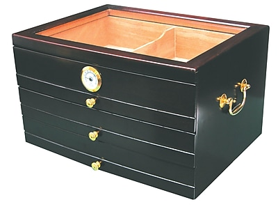 Quality Importers Palermo Humidor WYF078277687326