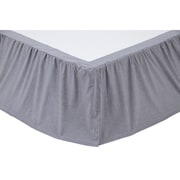VHC Brands Maddox Bed Skirt; Queen
