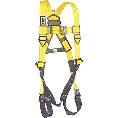 DBI Sala Delta™ Harnesses, Retrieval Vest Style with Back and Shoulder D-Rings