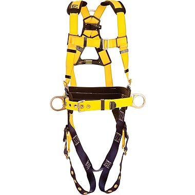 DBI Sala Delta™ Harnesses, Construction Style, Medium