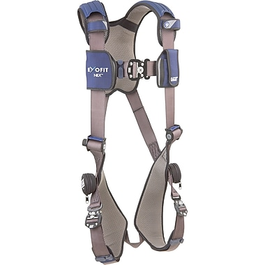 DBI Sala Exofit™ Nex Harnesses with Back D-Ring, X-Large