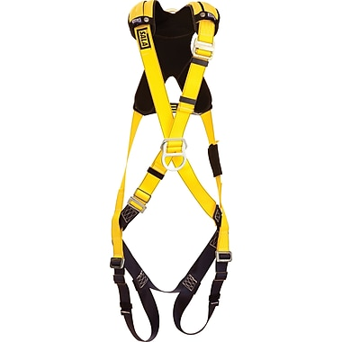 DBI Sala Delta™ Harnesses, Cross-Over Style and Pass-Through Leg Connections, Universal