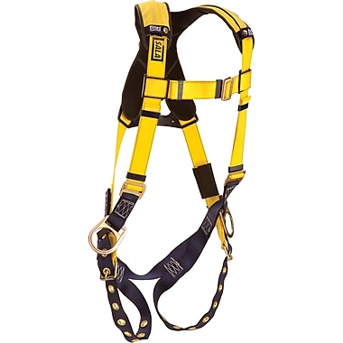 DBI Sala Delta™ Harnesses with Tongue-Buckle Leg Connection, Universal